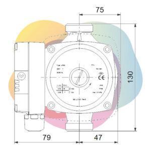 Ariston HS Premium Kombi Pompası